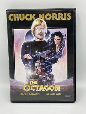 The Octagon | Chuck Norris DVD | Action | Tested