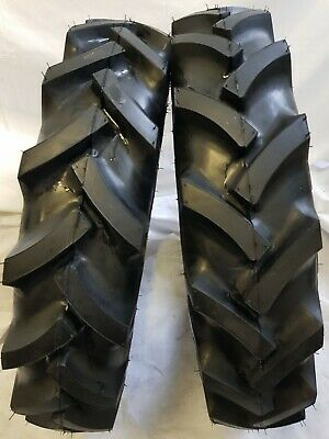 6.50-16 6.50x16 2 Tires 2 Tubes 6 Ply Knk50 R1 Farm Tractor Tires Wtube