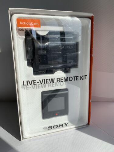 Sony HDR-AS50R Digital Camcorder - Exmor R CMOS - Full HD -