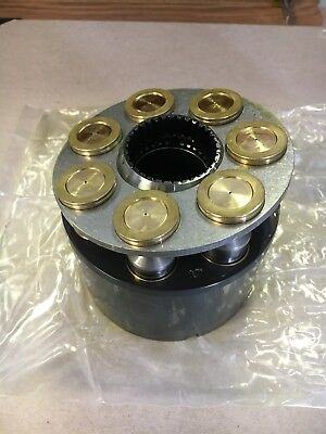 New Replacement Cylinder Block Kit Rotating Group Case 87039625 Bobcat 6670274