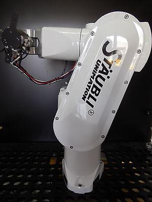 Staubli Automation Rx60 Cr Zygo Cleanroom Robot With 14 Day Warranty