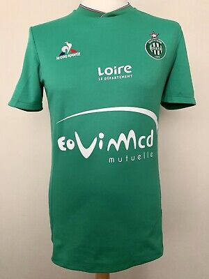 AS Saint-Etienne 2015-2016 home Perrin football shirt jersey maillot camiseta