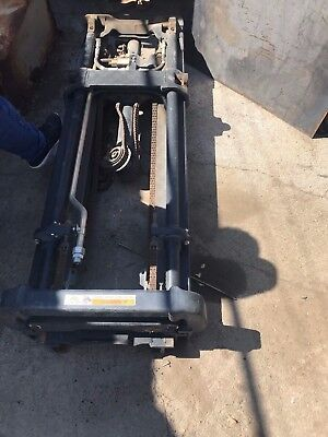 Used Yale Hyster Glc050vx Sft Forklift Mast 189lift