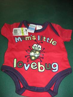 baby body suits size 00000  ; 0 and 1