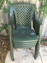 Outdoor chairs South Perth South Perth Area Preview