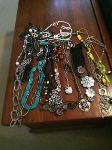 Ladies necklaces Wakerley Brisbane South East Preview