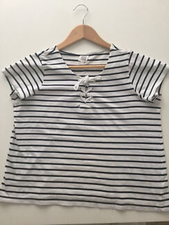 Seed Teen Striped T-Shirt - MUST GO!
