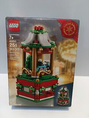 NEW LEGO 40293 Limited Edition Christmas Carousel 2018 251pcs