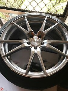 "Koya 19"" wheels silver MB AMG Springwood Logan Area Preview"