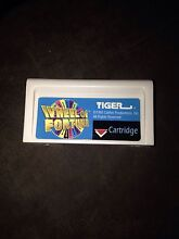 Wheel of fortune game cartridge only Camperdown Corangamite Area Preview