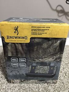 Browning Signature Seat cover