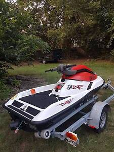 Sea Doo ,Ski Pole, 3 D Jet Ski. New Farm Brisbane North East Preview