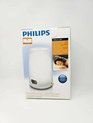 Philips Wake-Up Natural Light Therapy Alarm Clock, FM Radio, HF3470, NEW