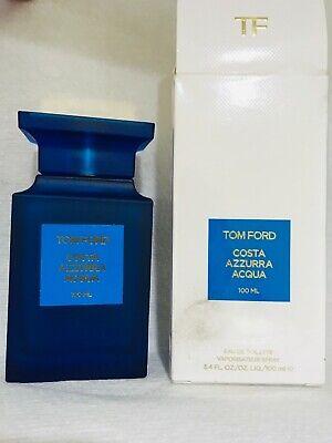 Tom Ford Costa Azzurra Acqua EDT Spray 3.4 oz 100ML New Men's Women Cologne RARE