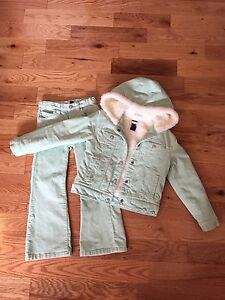 Girls Size 6 Gap Kids ❄️ Winter ❄️ outfit