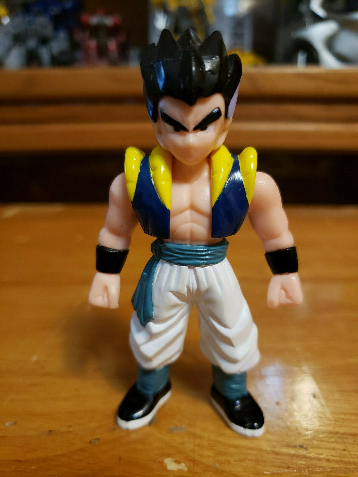 Character:Gotenks Vol 18:BANDAI Dragonball Z  and Dragon Ball GT super battle collection AB Toys & Irwin