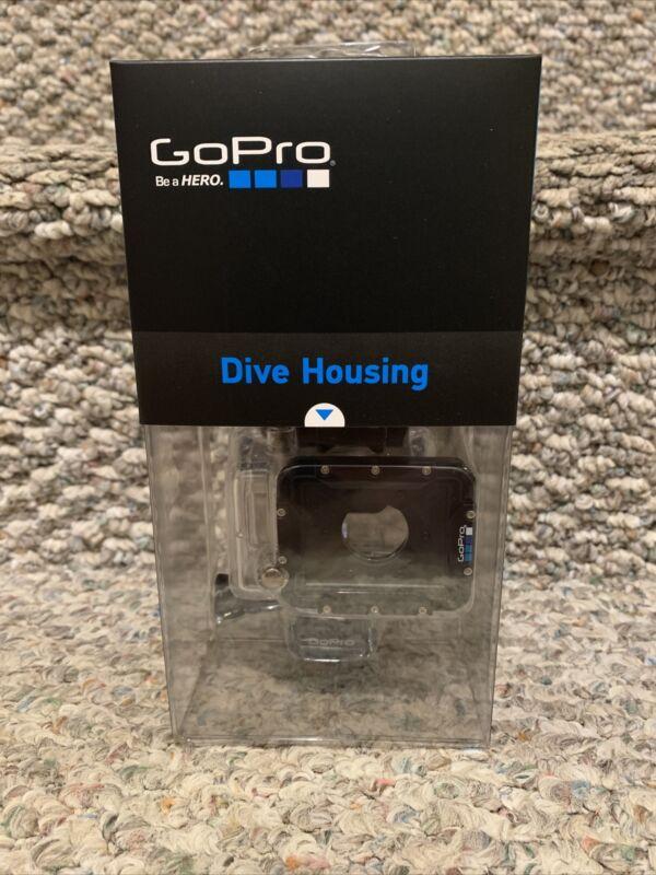 🆕 GoPro Hero2 HD2 Hero HD-2 960 1080p Underwater FLAT LENS Camera Dive Housing