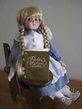 Franklin Heirloom Dressed Doll. Very Good condition. Mount Hutton Lake Macquarie Area Preview