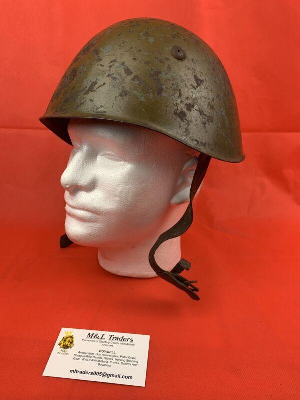 Original WWII/WW2 M33 Italian Fascist Helmet Regio Escercito