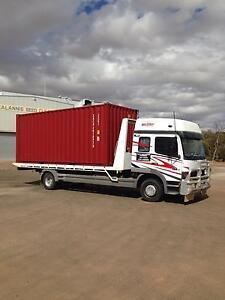 Sea container transport. Perth Perth City Area Preview