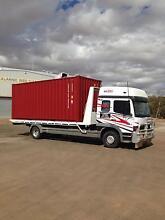Sea container transport. Perth CBD Perth City Preview
