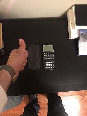 Texas Instruments Ti-83 Plus Graphing Calculator Math Finance Accounting Trigo