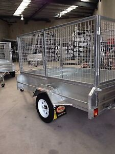NEW TRAILER CAGES.. Deception Bay Caboolture Area Preview