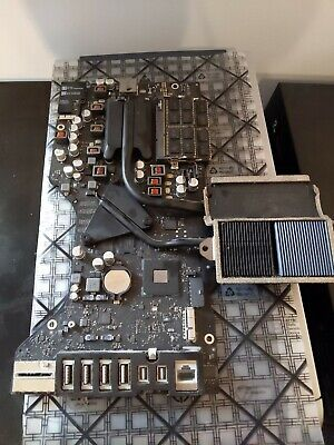 "Apple iMac A1418  21.5"" Core i5 2.7GHz Logic Board +8gb ram+ i5-3330s + heatsink"