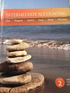 Intermediate & advanced accounting books