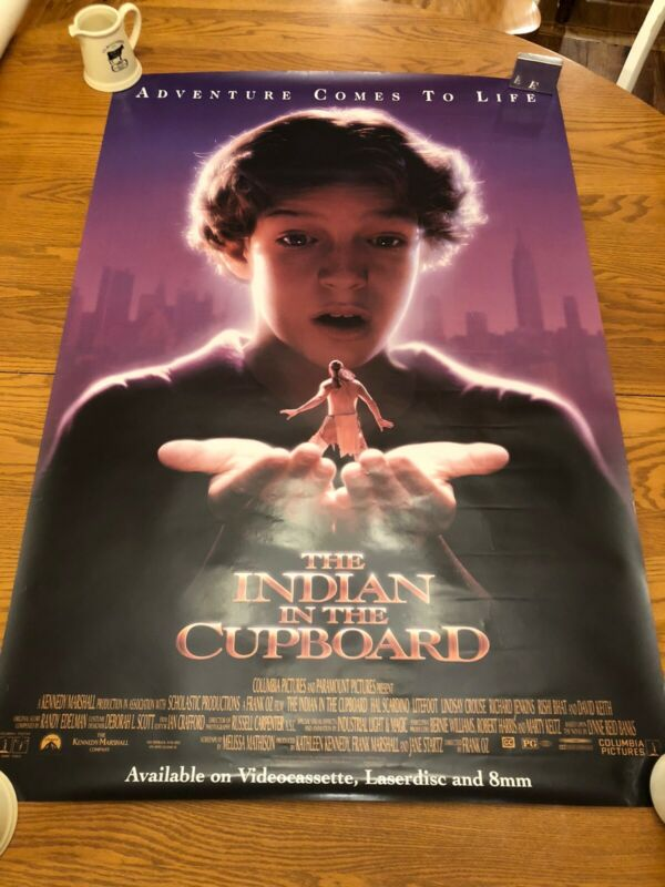 "The Indian In The Cupboard Poster 27"" x 40"" for In-Store Ads"