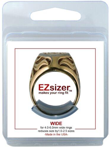 EZsizer Ring Size Adjuster - 3 pack (wide) - Ring Guard, Ring Size Reducer