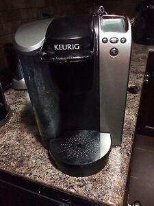 Keurig brewing machine