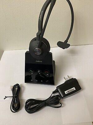JABRA Engage 65 Mono Wireless Headset / 9553-553-125  Used mint condition.