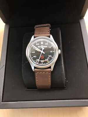 Bell & Ross Vintage Military Watch Retails @ $1,990