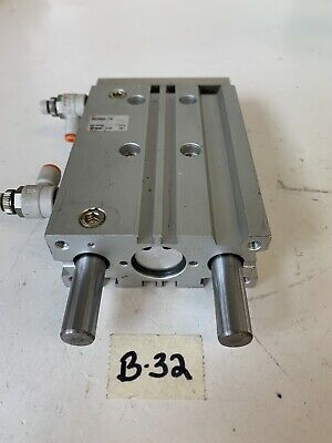 Smc Mgpm20-75 Guided Pneumatic Cylinder Fast Shipping Warranty