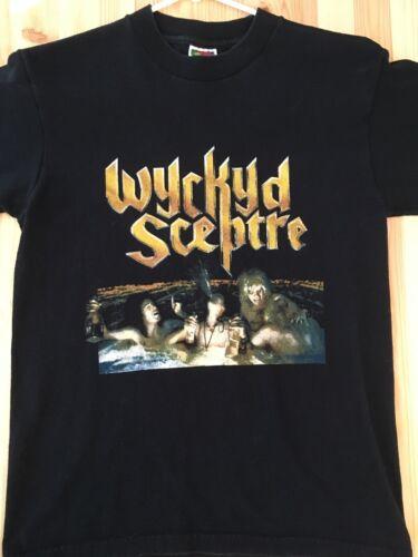 Mr. Show Bob Odenkirk & David Cross WYCKYD SCEPTRE Rare Tour Promo T-Shirt HBO