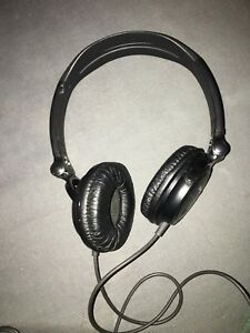 Sony wired headphones