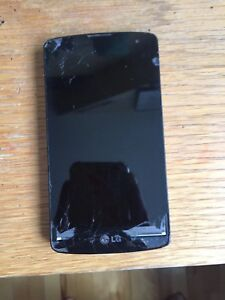 LG smartphone for parts