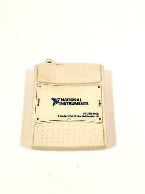 1PC New NI USB-6008 data acquisition card