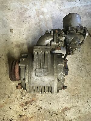 Shorrock Supercharger Serial 136..C142B02...rare