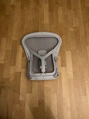Herman Miller Aeron Chair Remastered Posturefitseat Back Mineral Color Size A