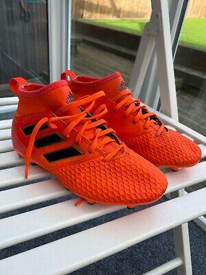 Junior Adidas Ace 17 football boot size uk 1.5