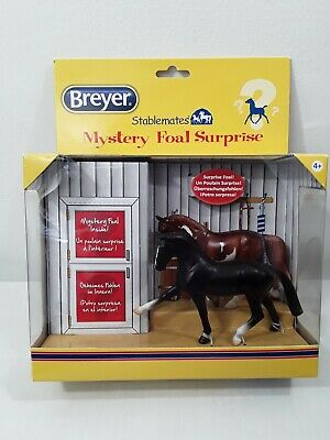 Breyer Mystery Foal Surprise Stablemates #5938 Scale 1:32 NIB (c) 2015