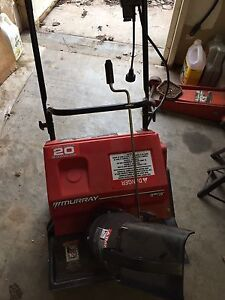Snowblower. Best time to buy is now