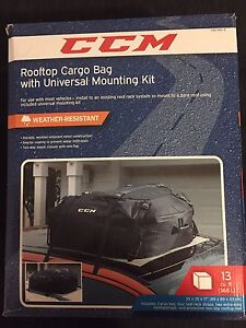 CCM Rooftop Cargo Bag. Brand new