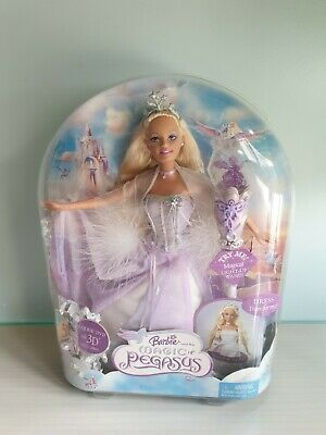 2005 Barbie and the magic of Pegasus princess Annika Doll