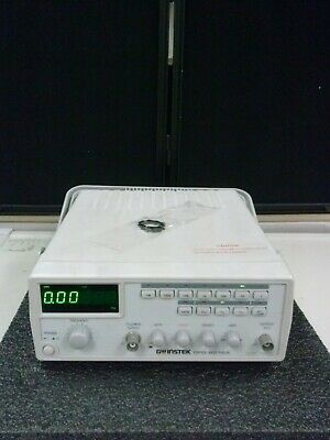 Gw Instek Gfg-8216a Function Generator