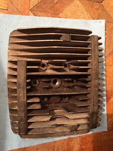 1974 Bombardier CanAm Can Am TNT175 Cylinder Head