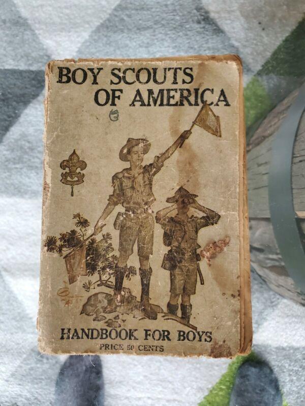 Boy Scouts of America handbook - Twenty-Second Edition