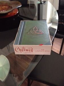 CHARMED THE WHOLE SET - BOOK AND CD'S